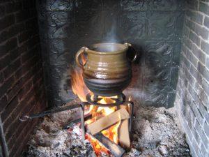 Keramische kookpot voor stoofpotten The Green Circle - Workshops in de Natuur